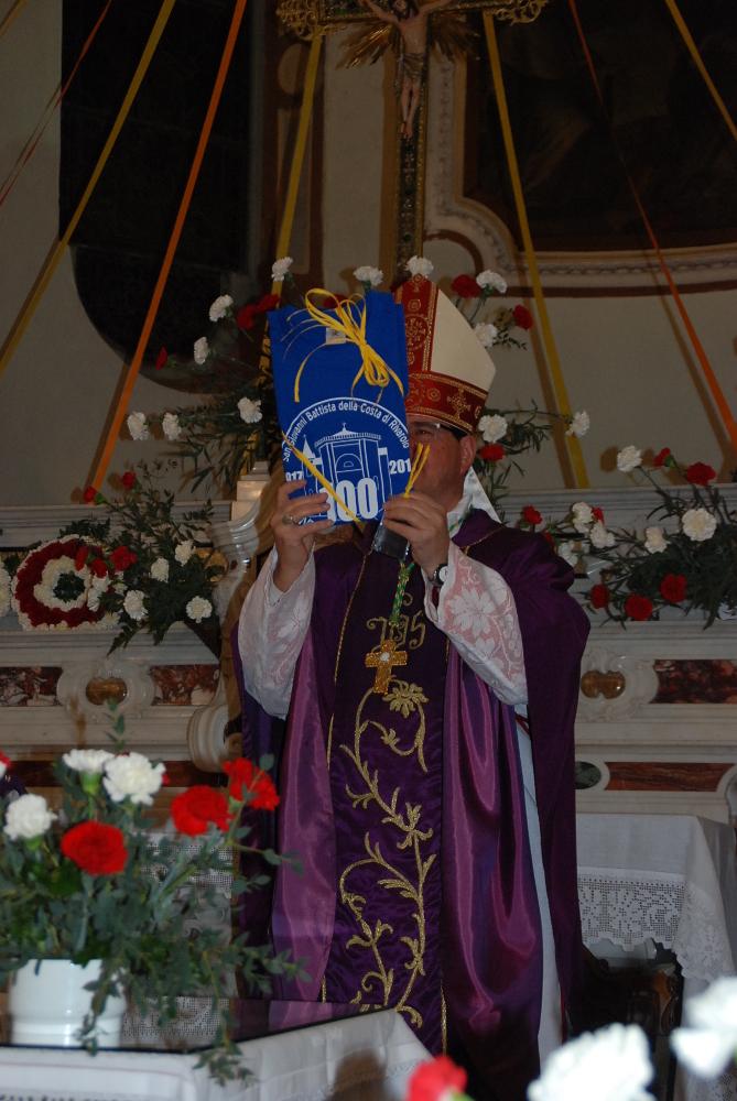 41 la meglietta del centenario per don Anselmi