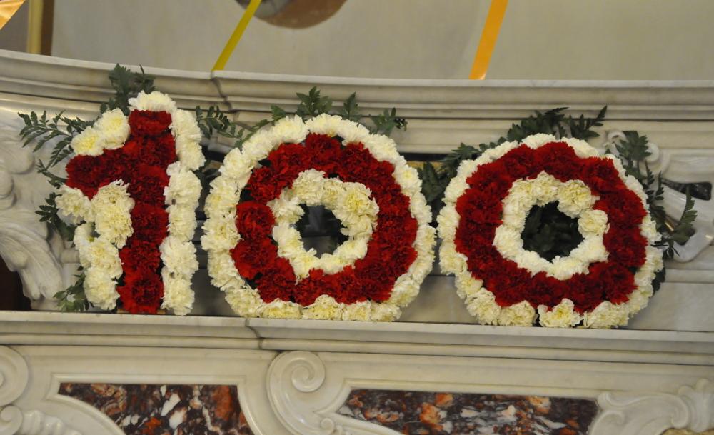50 100 addobbo floreale