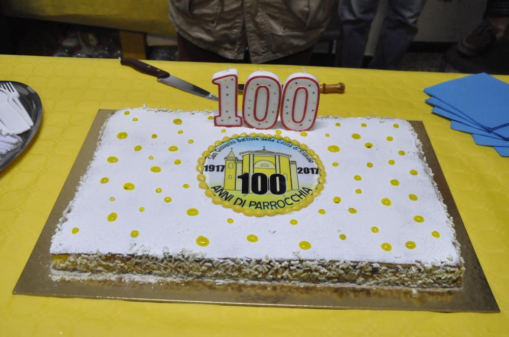 festa Centenario