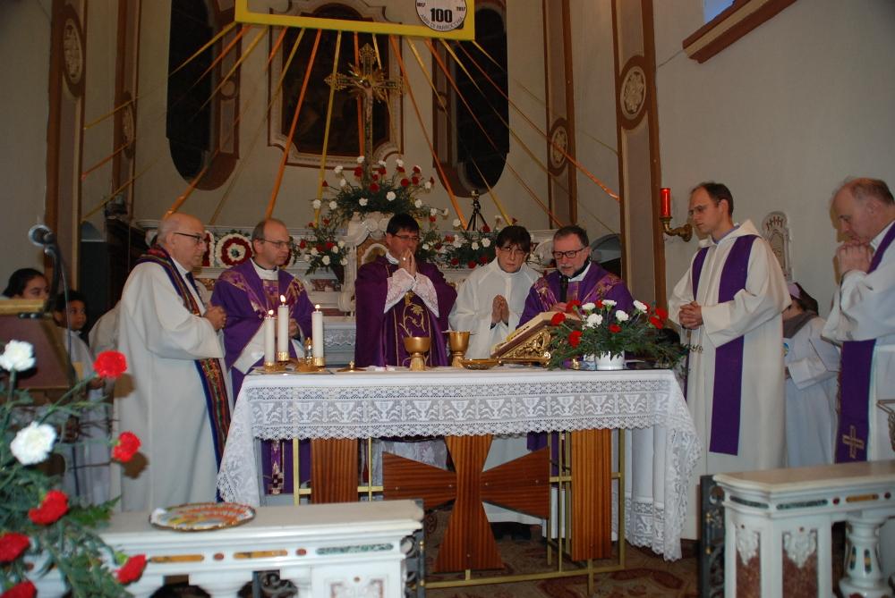 Orari S. Messe Vicariato Rivarolo