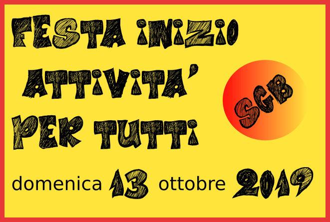 Inizio Attivita' 2019 - 2020