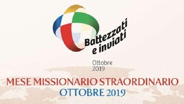 Mese Missionario ottobre 2019
